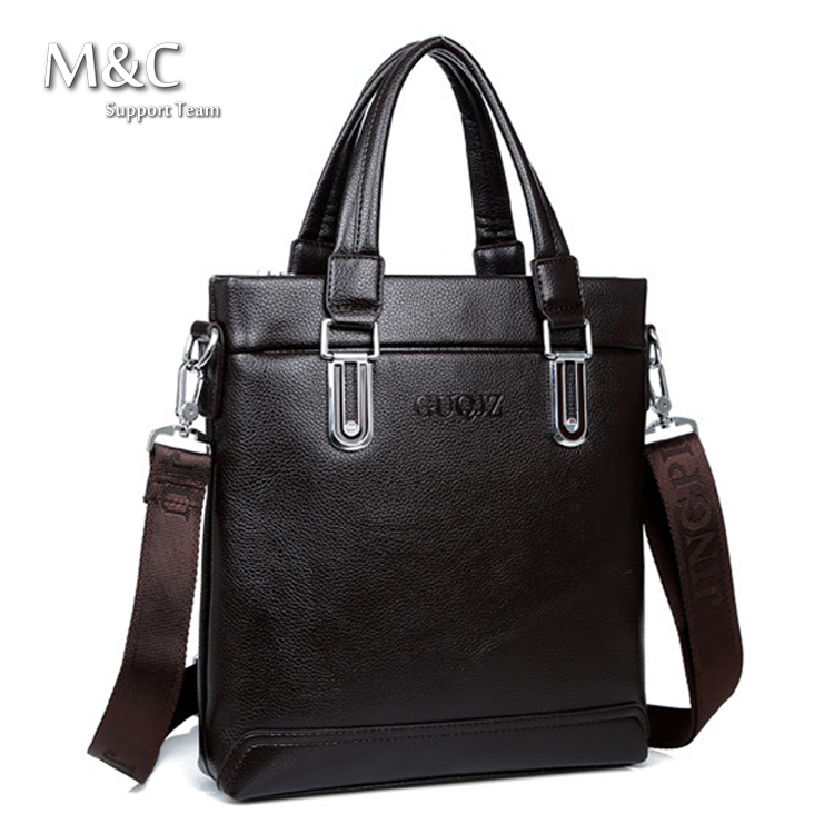 Bolsa Masculina Office Brand Bag Men Messenger Bags Leather Briefcase Shoulder Bags Men Casual Briefcase Man Bag 2015 NB-022