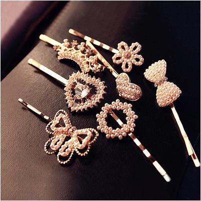 [6380]elastic band bracelet summer style hair accessories women headband clips gum weave baffle braided bow bandana ornaments(China (Mainland))