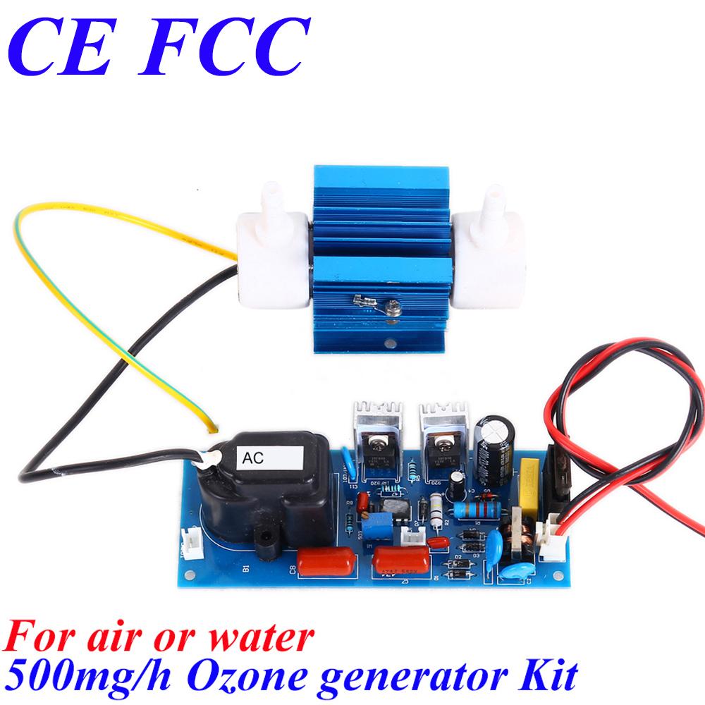CE EMC LVD FCC 500mg/h ozonator for food<br><br>Aliexpress