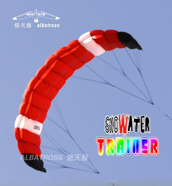 albatross kite promotion kite 2.6M POWER KITE DUAL LINES /free shipping China