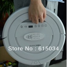 (Free to Ukaine ) 2013 Newest,6  in1 Robot Vacuum Cleaner with 6 dropsensors,Sonic Wall,2pcs Side Brushes,2pcs Rolling Brushes(China (Mainland))