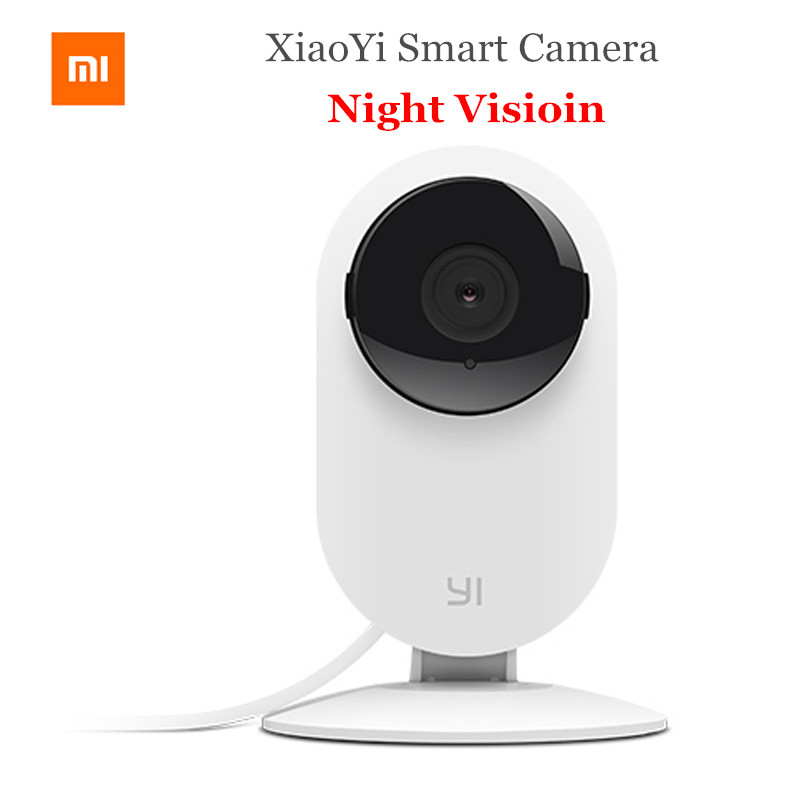 Brand Xiaomi camera Mi IP camera wifi wireless XiaoYi HD 720P micro mini camera Yi CCTV Ant home ...