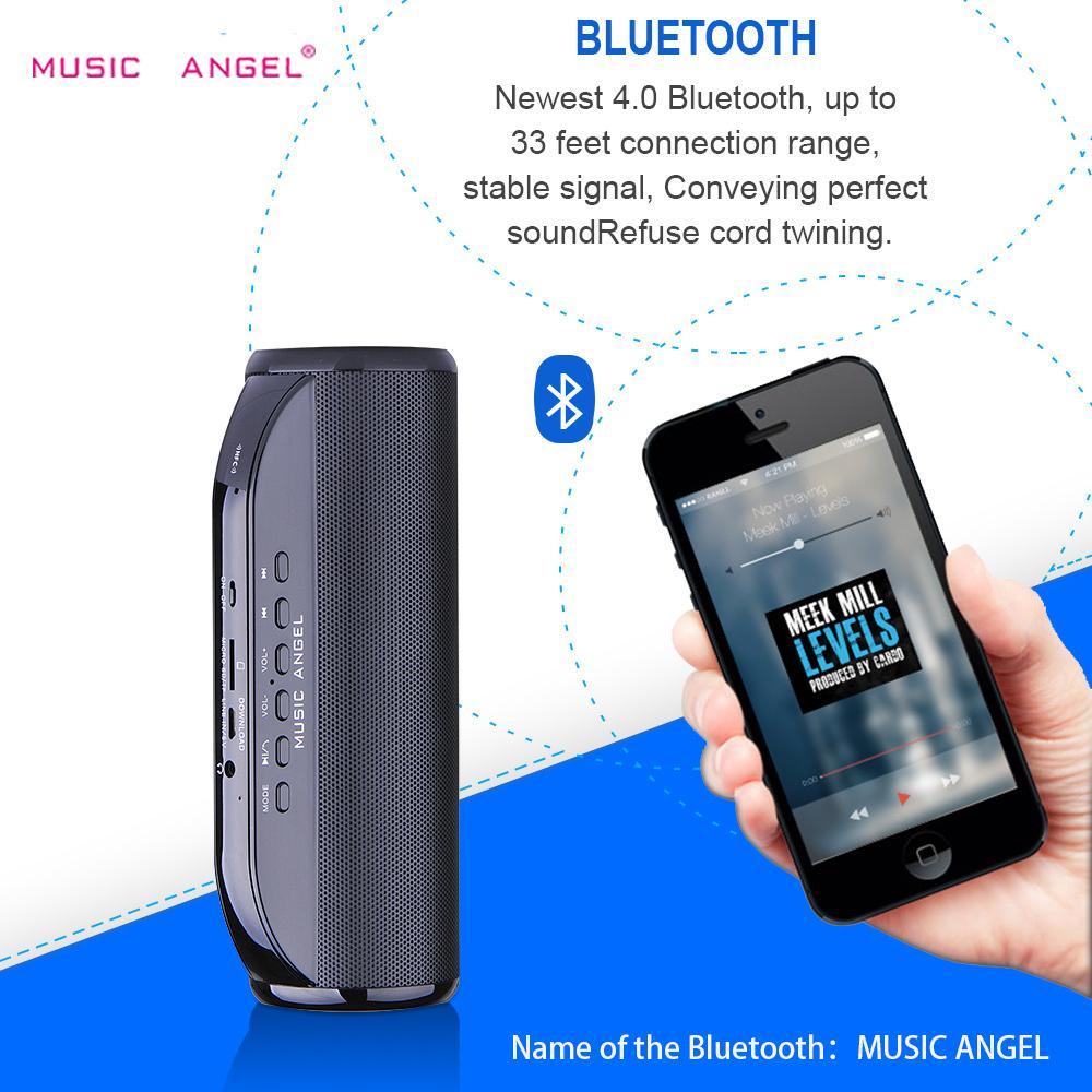ChinaBuye: Очередной bluetooth спикер