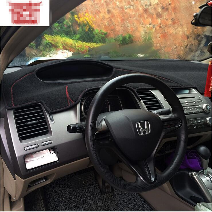 Dashmats car styling accessories dashboard cover for honda ... Honda Civic 2009 Interior Accessories