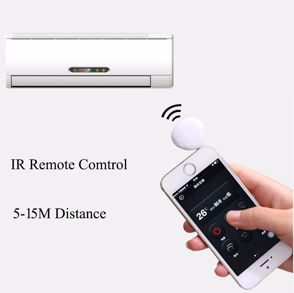 3.5mm Audio Universal Remote IR Appliances Pocket CellPhone Smart Wireless Infrared Remote Controller For Android iPhone TV Box(China (Mainland))