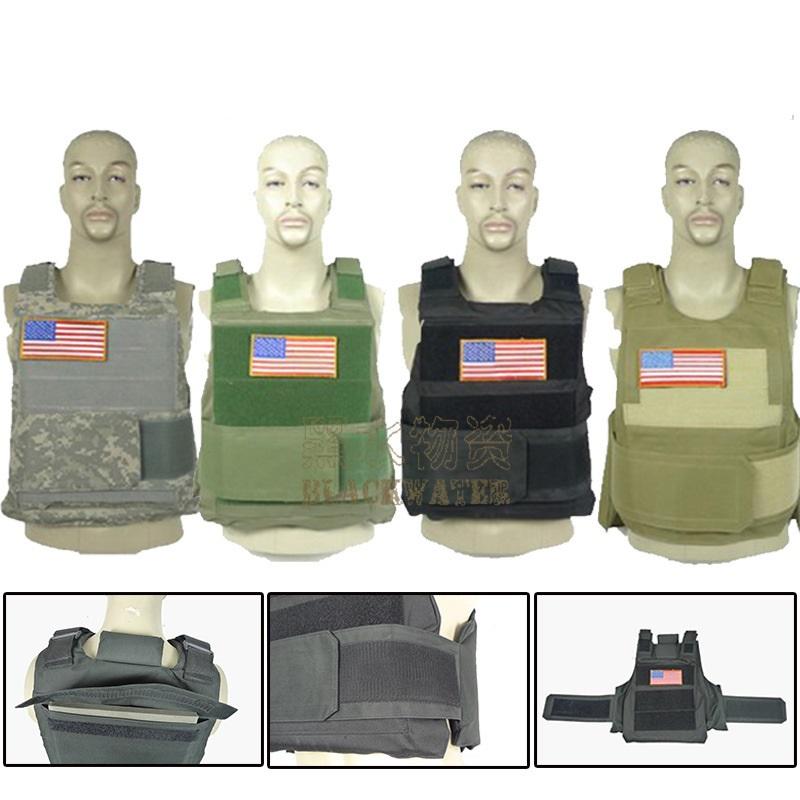 5.111 voodoo tactical sog Airsoft paintball bulletproof vest plate carrier multicam plate carrier voodoo colete a prova de bala(China (Mainland))