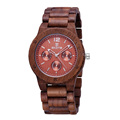 2016 New SKONE Newest Quartz Wooden Watch Top Luxury Brand Wood Watches For Men Simple Analog