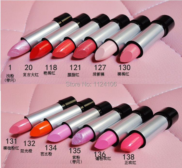 waterproof lipstick maquiagem makeup maquillaje beauty make up lips batons liquido matte lipstick