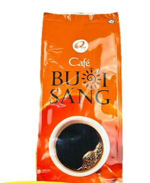 Free Shipping Brand new Vietnam Q breakfast coffee powder pure black coffee without sugar sweet full
