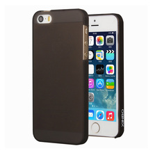 Original Xinbo Slim Ultra Thin 0.8 mm Cover Case Coque Fundas Para For iPhone 4 4s Plastic Back Covers For iPhone 4 4s Black (China (Mainland))