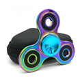 Hand Spinner EDC fidget spinner Metal Rainbow Spiner Anti Anxiety Toy for Spinners Focus Relieves Stress