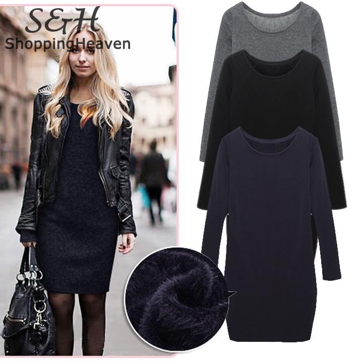 Платье длинная - рукав, женщины осень тёплый зима бархат платье приталенный одетые женское m-xxl 3 цвета 41