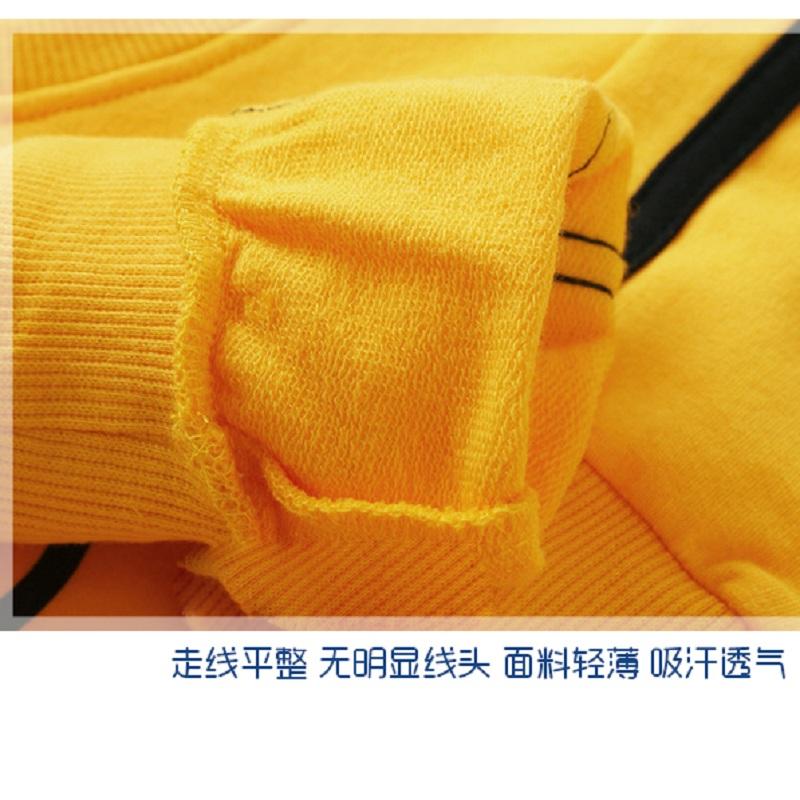 Скидки на Рождественские Мальчики Весна Осень Одежда Устанавливает Спорт 2016 Китайский Gongfu Письмо Печатные Симпатичные Толстовки Брюки Дети Пижамы Установить на Продажу