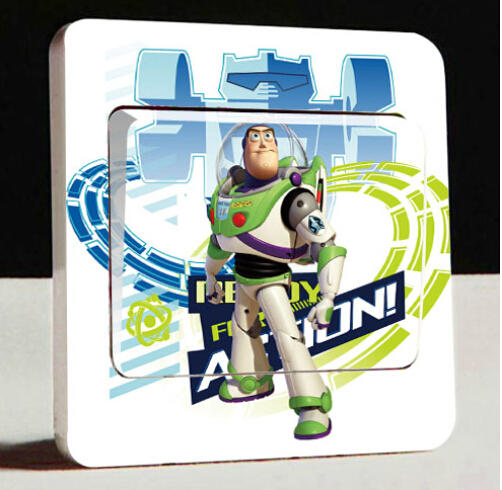 1 pcs the new buzz lightyear wall stickers 00 02 for Buzz lightyear wall mural