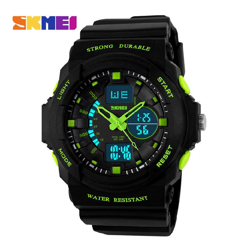 New 2016 SKMEI Kids Watches Sports Quartz Children Digital Watch Relojes Fashion Brand Outdoor Multifunctional Boys Wristwatches(China (Mainland))