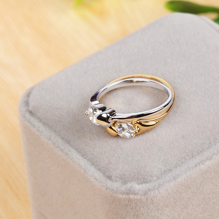 The 2015 new lovers rings which are mainly for lovers which is excellently in quality and reasonable in price(China (Mainland))