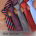 New Arrival Men s ties 5cm narrow a Korean version of skinny tie casual fashion wind