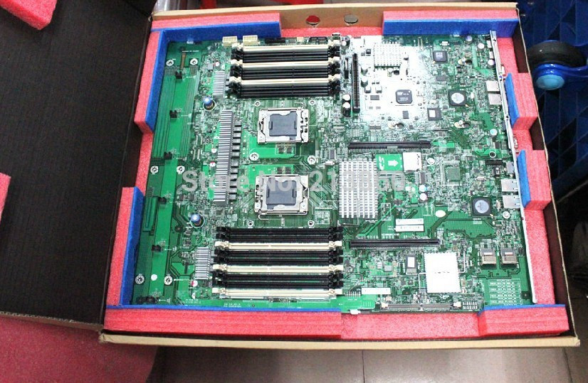 DL380 G7 System Server Mother Board 583918-001 599038-001 100% test worked perfect(China (Mainland))