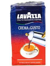 Imported Italian visa classic Lavazza coffee powder 100 arabica 250 g free shipping