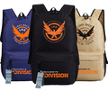 Men Gos Clanc The Division Collector s Edition Go Backpack Bag School Shoulder Travel Bag