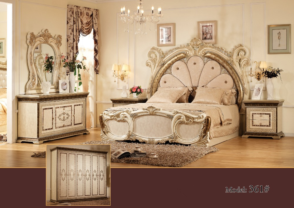 Luxury bedroom furniture sets bedroom furniture china for Where to get bedroom furniture