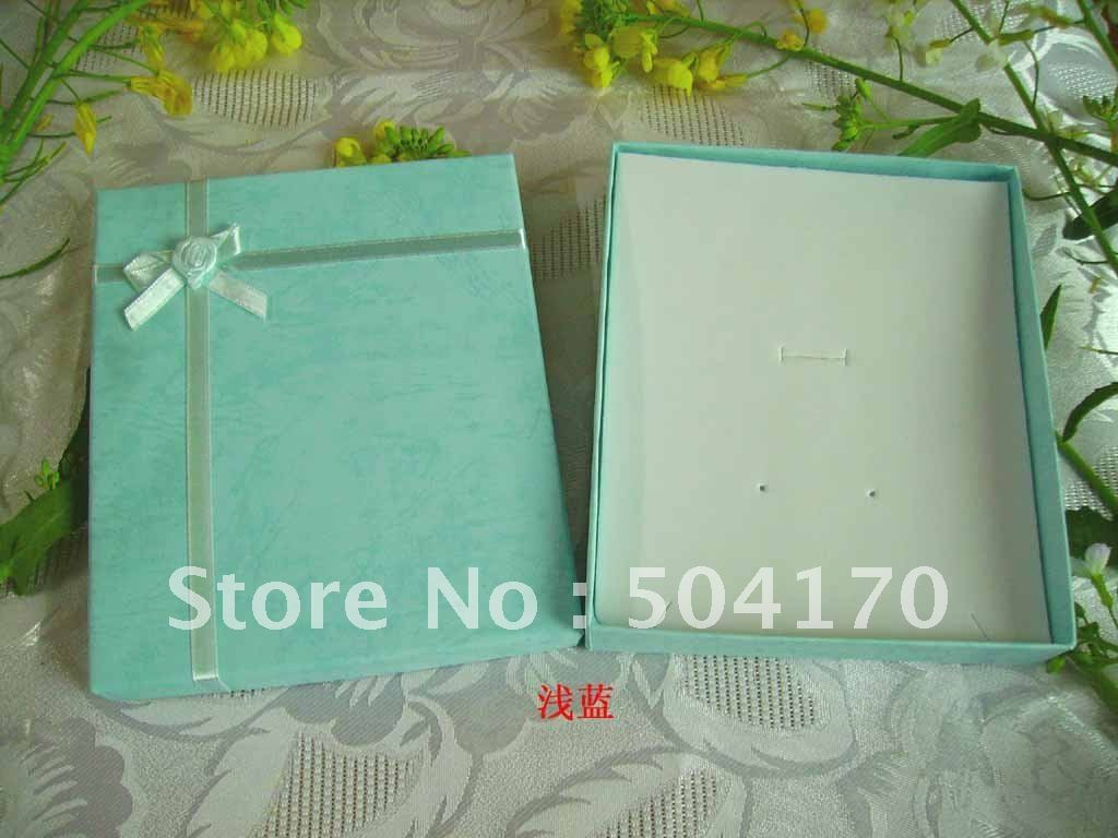13*16cm Azury Big Size Silk Bowknot Christmas Gift Boxes Fit Rings,Stud Earrings,Bracelets Jewelry  24pcs/lot<br><br>Aliexpress
