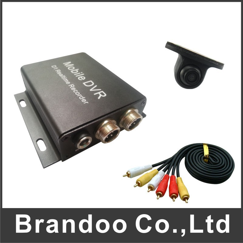 Simple and professional CAR DVR system , works with HD car camera, front view, 64GB sd card auto recording, suit for Taxi ,bus(China (Mainland))