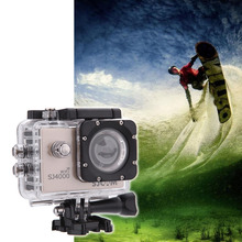 "SJCAM SJ4000 WiFi 1080P Full HD Action Camera Sport DVR 30M Waterproof 1.5"" 170 Dgree Wide Angle Lens with Battery & USB Cable(China (Mainland))"