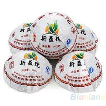 Xin Yi Hao Menghai Tuo Cha Puer Tea 100g Ripe 028A 2ZPK