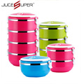 Fashion Portable Stainless Steel Thermos Bento Lunch Box Children s Tableware Thermal Food Container Food Box