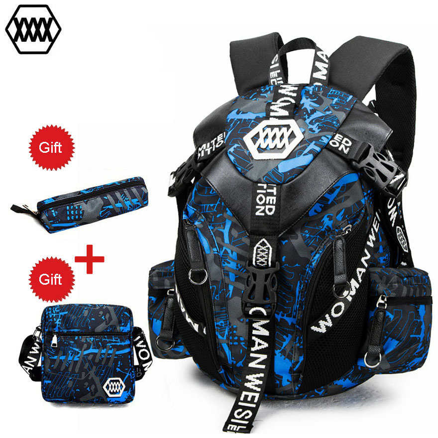 2016 New Creative Beetle Design Famous Brand Women Sport Outdoor Backpack Set Fashion Men Mochila Bagpack Male School Bags Teens(China (Mainland))