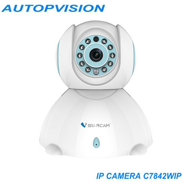 Здесь можно купить  Vstarcam C7842WIP security home IP/Network wireless 720P(HD) monitor  Безопасность и защита