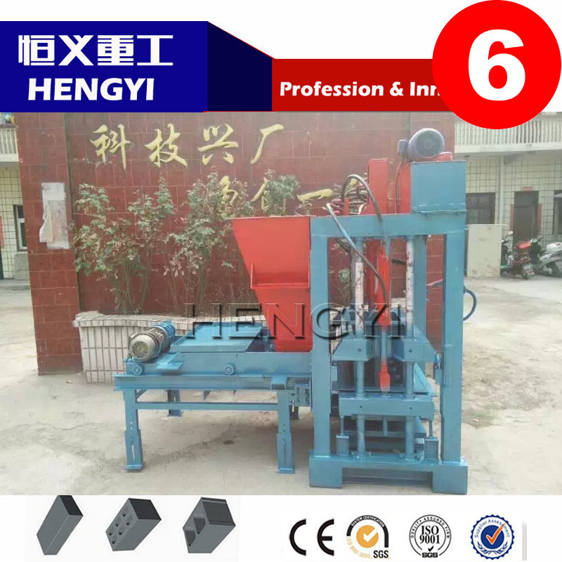 QT 4-30BH Hydraulic fully used brick making machine sale/manual interlocking - Hengyi Heavy Industry Equipment Co., Ltd store