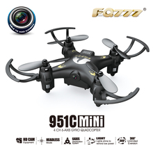 Quadrocopter Dron FQ777-951C 951C Drone with 0.3MP camera 6Axis Quadcopter With Switchable Controller UAV RC Helicopter Mini HOT(China (Mainland))