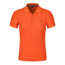 Dudalina חולצת פולו 2019 גברים קיץ קצר שרוול מזדמן פולו חולצת גברים מוצק צבע עסקי מותג טהור Solied חולצות פולו גברים(China)
