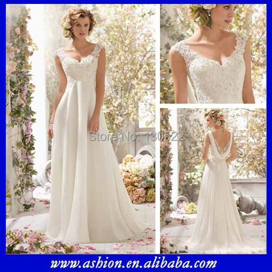Casual Wedding Dresses For Fall - Short Hair Fashions