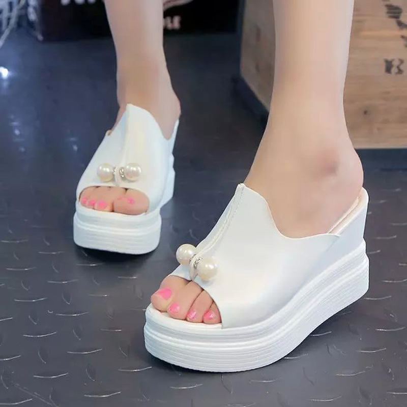 Wedge-Slippers-Summer-Platform-Slippers-2016-New-Women-Wedges-Sandals-Beading-Slides-Thick-Heel-Sandals