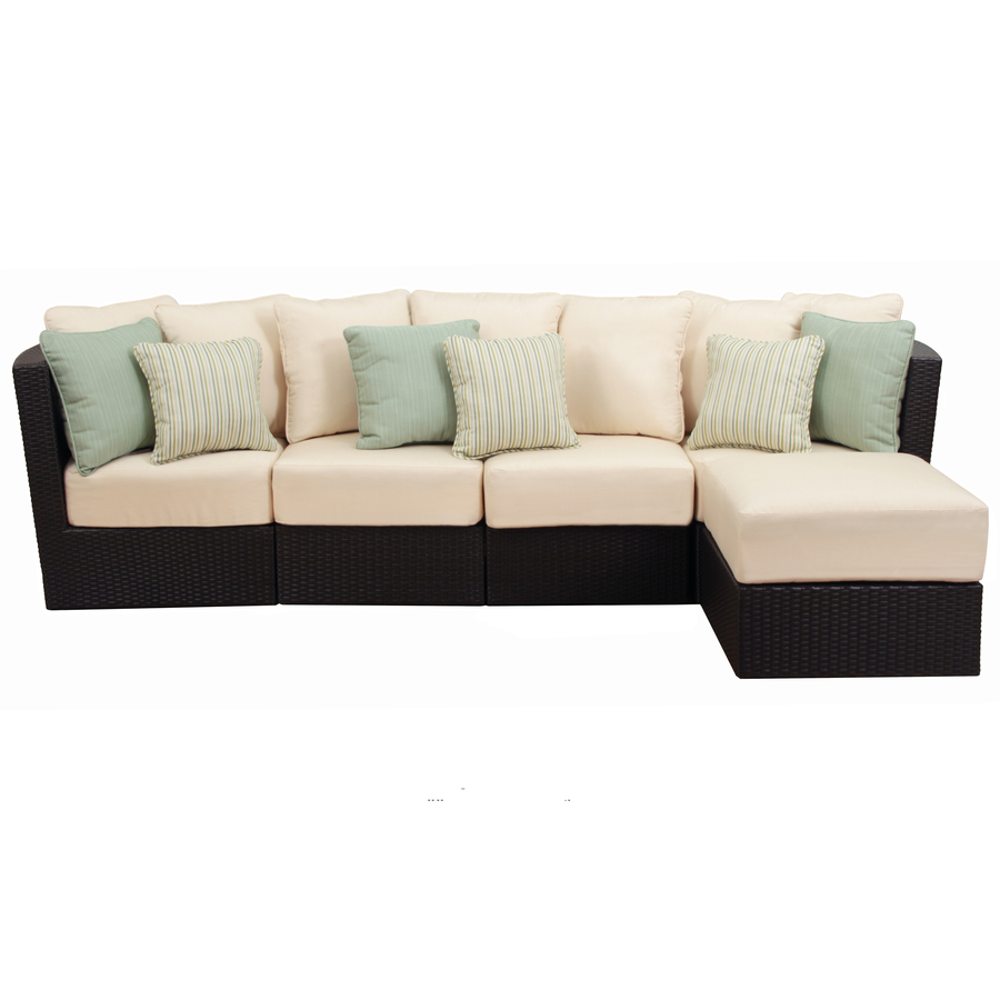 Sleeper sofa in rattan wicker chairs from furniture on aliexpress