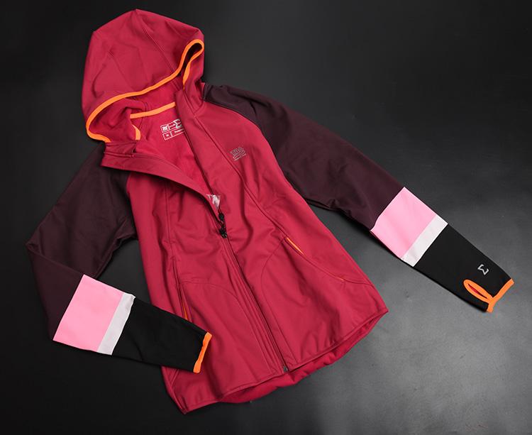 New outdoor Women Fleece Jacket Windproof Softshell Jacket Camping Hiking Jackets Hoodies<br><br>Aliexpress