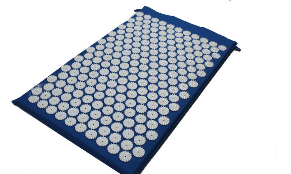 Hot selling the Health care of islands masajeador acupuncture pain relief, yoga Shakti acupresion body massage mattress cheap