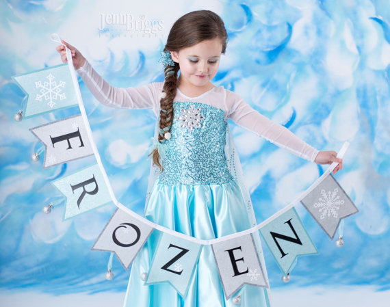 New 2014 Brand Summer Snow Girls Summer long Dresses ice Princess Anna Elsa Lace Baby Party Dress Kids Wear costume 5pcslot(China (Mainland))
