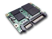 Half slim ssd module 8gb  sataIII MLC  solid state drive for notebook computer flash drive ssd hard drive