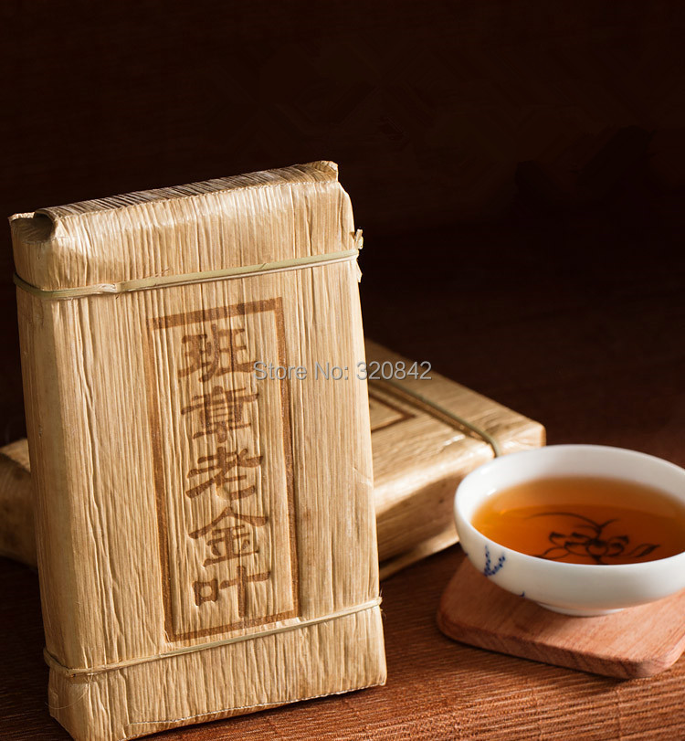 2008 year Yunnan Pu er tea pu erh tea puer leaves old glutinous rice cooked fragrant