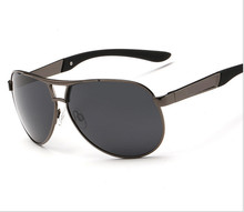 2016 new men's sunglasses sunglasses mirror driver trendsetter polarizing sunglasses driving mirror dd4007