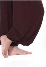 Super losse joggingbroek yoga broek mannen mannen pyjama broek Slaap bloeiers broek Azië M-3XL(China)