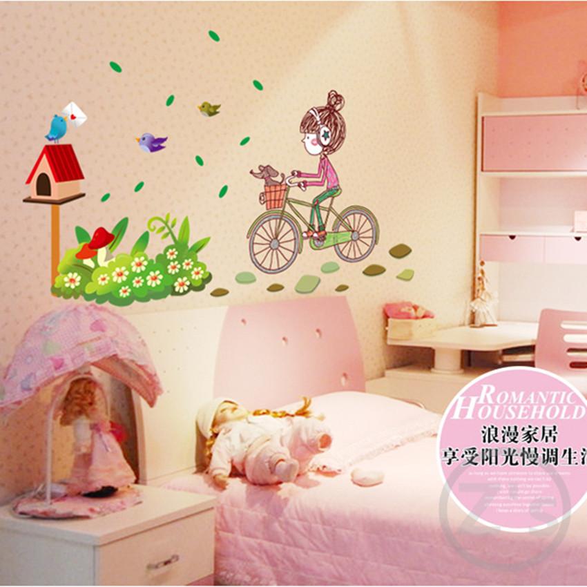 ... decor da Grossisti kid room daycare wall decor Cinesi Aliexpress.com