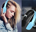 Original Brand Big Headphones 3.5mm Headband Earphones with Mic For iPhone Samsung Xiaomi Phones Stereo Headset For PC Tablets
