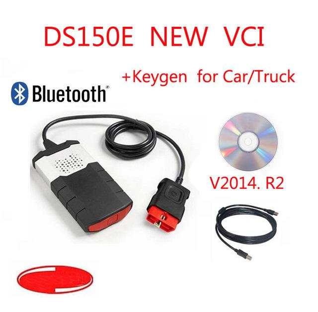 2016 Delphis DS150E New Vci V2014R2 Diagnostic Tool Autocom ds 150 TCS CDP Pro Plus OBD2 Keygen,3 years warranty