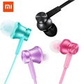 Xiaomi Piston Basic Edition Colorful Earphone with Mic Remote In ear Piston 3 Youth Basic Earpiece