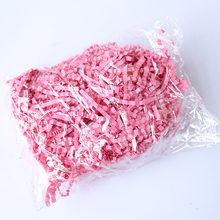 50pcs/bag Pink Mini Heart Love Beads Foam Strip Slime Gift Box Fluffy Slime Filler Sludge Clay Packing Wedding Flower Box Filler(China)